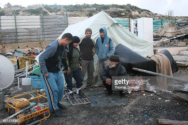 CONTENT] The Abdullah family in East Jerusalem was living in a Red Cross tent after the Jerusalem city authorities demolished their home The...