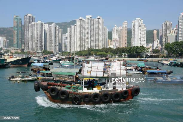 The Aberdeen Harbor is famous to tourists for its floating village and floating seafood restaurants located within the Aberdeen Typhoon Shelters The...