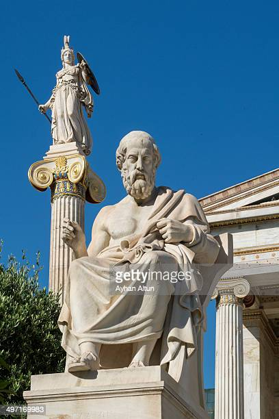 The Academy of Athens is Greece's national academy, and the highest research establishment in the country. It was established in 1926, and operates...