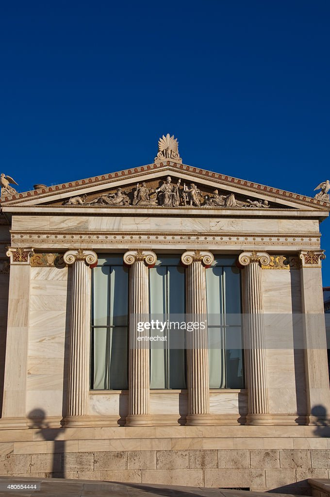 The Academy of Athens. : Stock Photo
