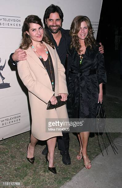 The Academy of Television Arts and Sciences Presents 'An Evening with Liza Minnelli' in Brentwood United States on March 23 2006 Nina Vardalos John...