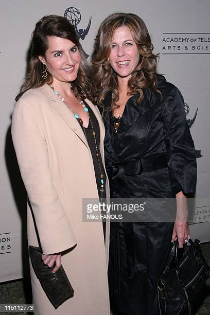 The Academy of Television Arts and Sciences Presents 'An Evening with Liza Minnelli' in Brentwood United States on March 23 2006 Nina Vardalos and...