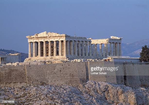 the acropolis, athens, greece - ancient greece photos stock pictures, royalty-free photos & images