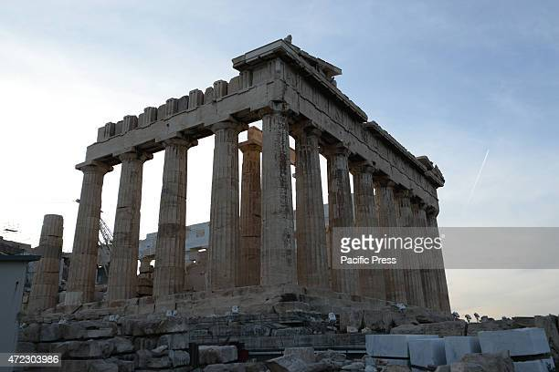 The Acropolis of Athens is an ancient citadel located on a high rocky outcrop above the city of Athens and contains the remains of several ancient...