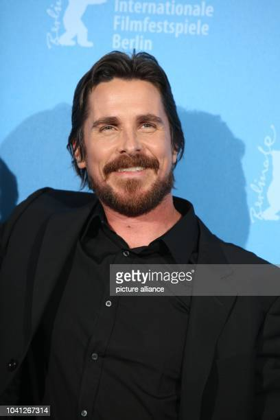 The actor Christian Bale poses during the photocall for 'American Hustle' at the 64th annual Berlin Film Festival in Berlin Germany 07 February 2014...