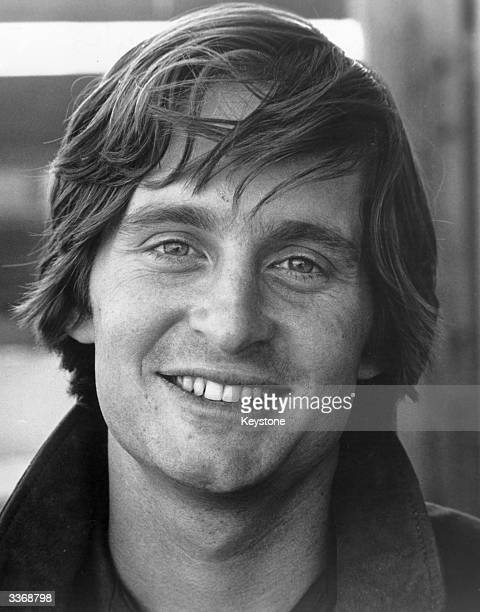 The actor Michael Douglas at the time of his first starring role in the film 'Hail Hero' directed by David Miller and produced by Cinema Center Films