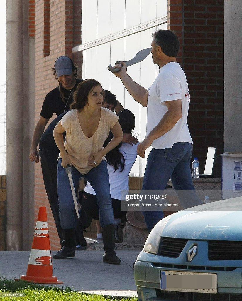 Ana De Armas Hispania the actress ana de armas is seen during a rehearsal of