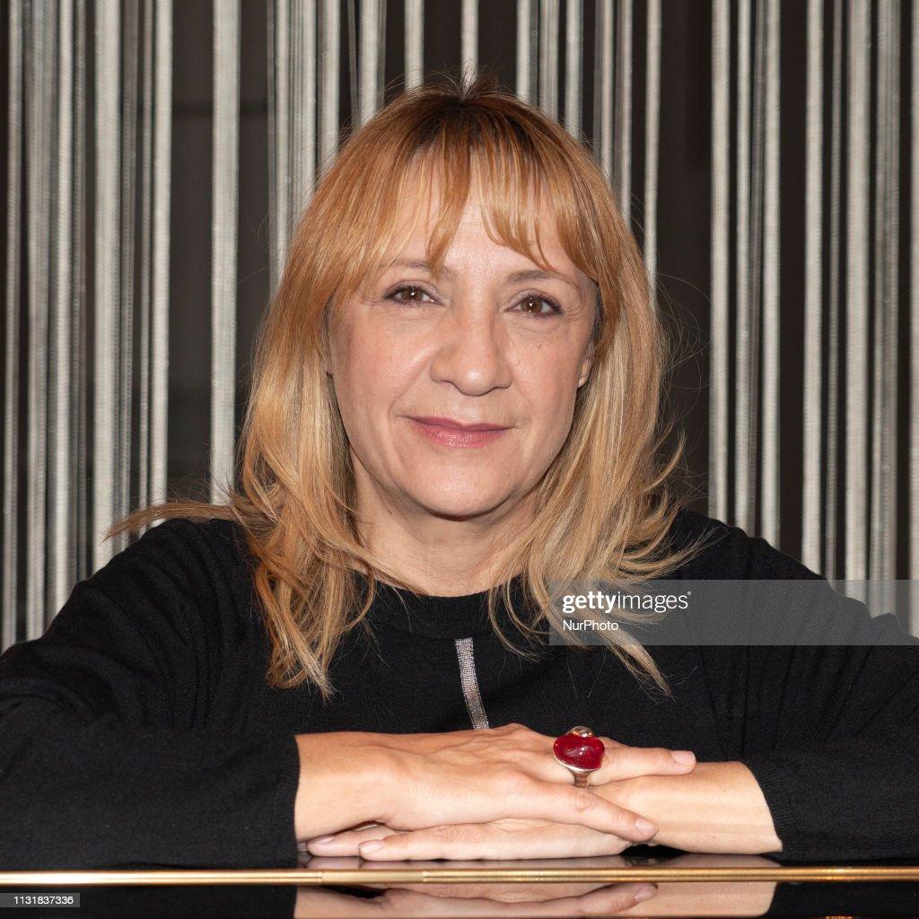 ESP: Celebrity Sightings in Madrid - March 21, 2019