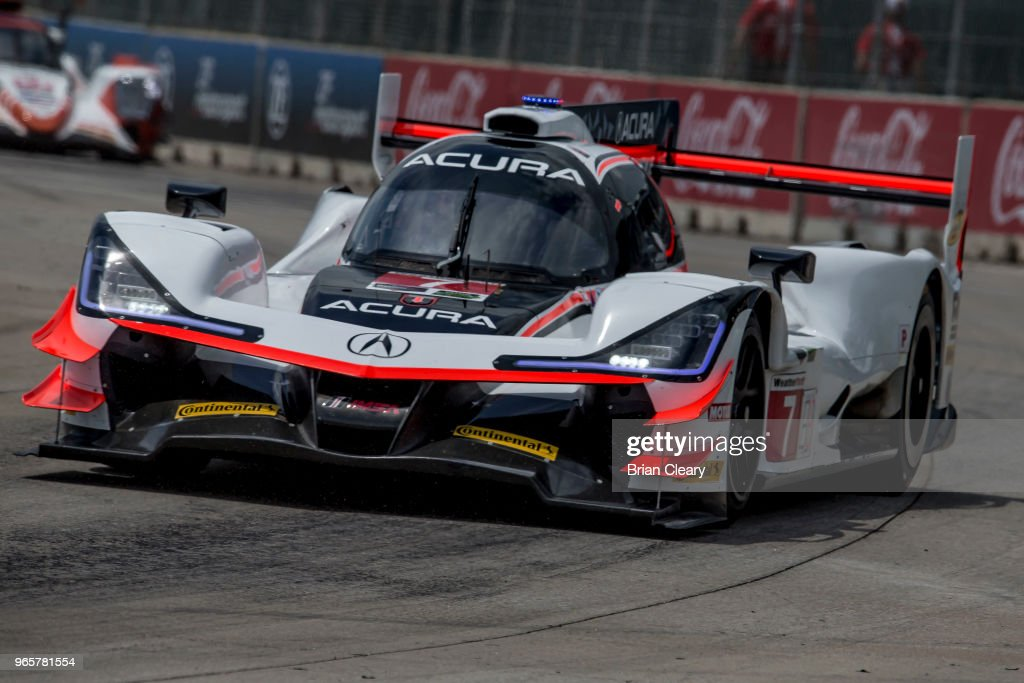 Chevrolet Detroit Grand Prix presented by Lear : News Photo