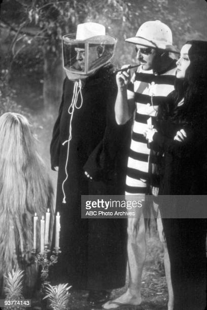 FAMILY 9/18/64 The Addams Family was based on the characters in Charles Addams' New Yorker cartoons The wealthy Gomez Addams was madly in love with...