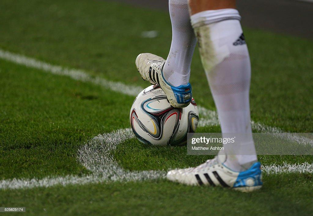 Soccer : UEFA Super Cup 2014 - Real Madrid v Sevilla : News Photo