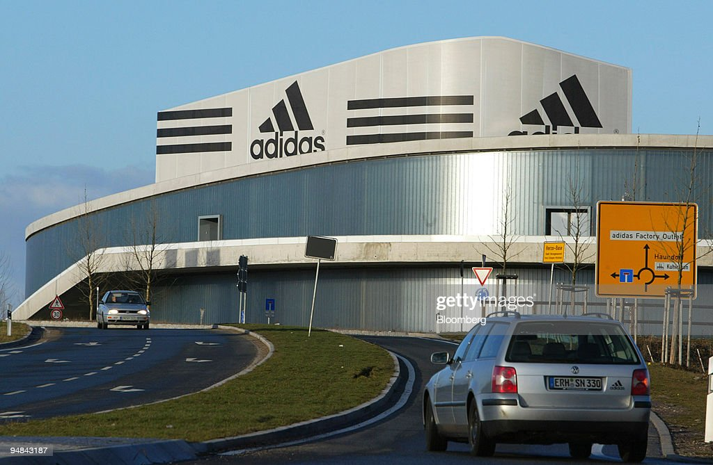 affordable price arrives cheap sale The Adidas factory outlet store in Herzo Base near ...