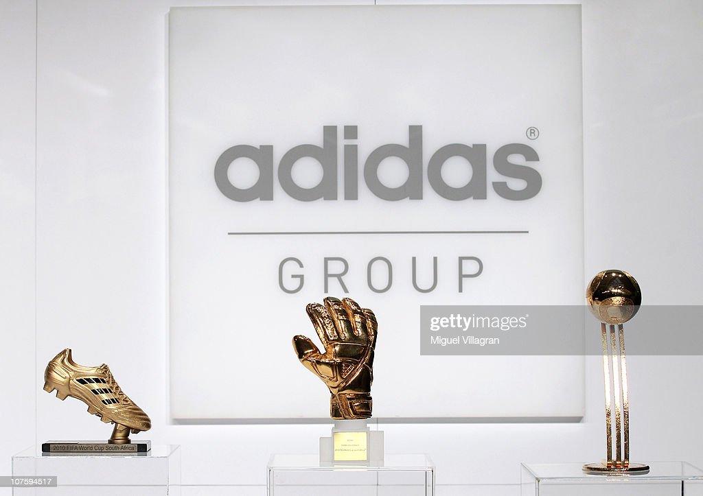 Adidas - Golden Awards 2010 : News Photo