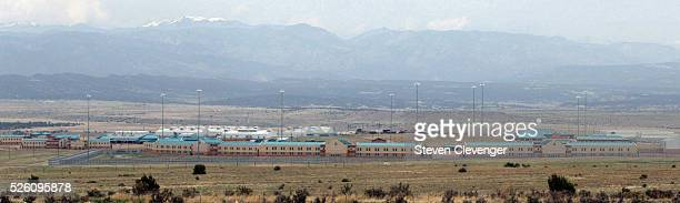 The Administrative Maximum facility part of the Florence Federal Correctional Complex in Florence Colorado ADX houses offenders requiring the...