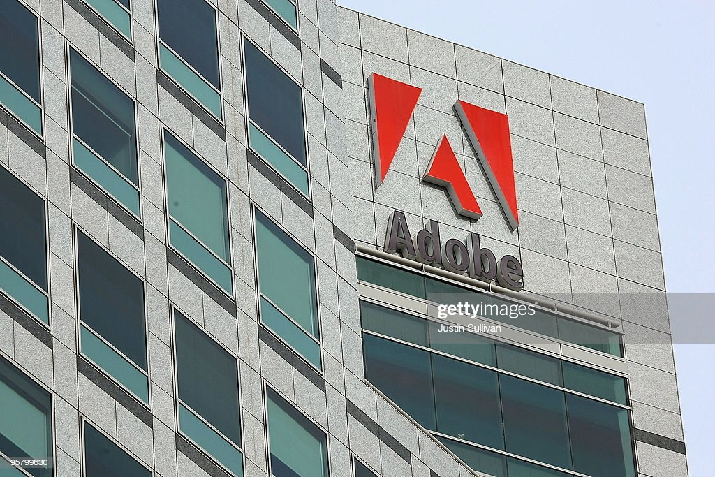 Adobe Systems Experiments With Wind Power : News Photo