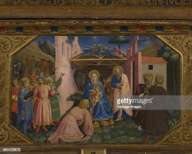 The Adoration of the Magi 14301432 Found in the collection of the Museo del Prado Madrid