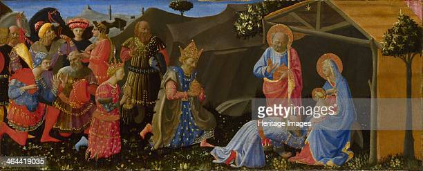 The Adoration of the Magi c 14331434 Found in the collection of the National Gallery London