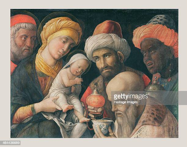 The Adoration of the Magi c 1500 Found in the collection of the J Paul Getty Museum Los Angeles