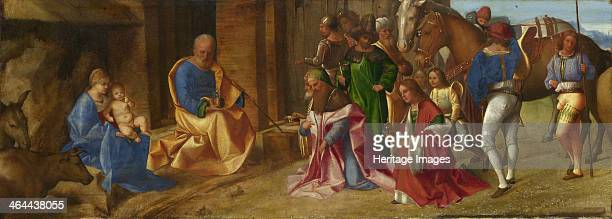 The Adoration of the Magi c 1504 Found in the collection of the National Gallery London