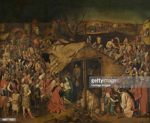 The Adoration of the Magi First third of 17th cen Artist Brueghel Pieter the Younger