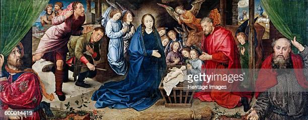 The Adoration of the Shepherds c 1480 Found in the collection of Staatliche Museen Berlin Artist Goes Hugo van der