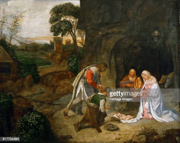 The Adoration of the Shepherds Found in the Collection of Art History Museum Vienne