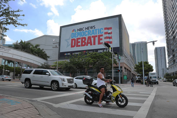 FL: Miami Prepares For First Democratic Debates Of The 2020 Presidential Election