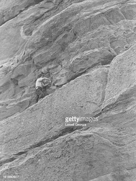 SEP 6 1963 The adults who are to work removing the inscriptions during day were supplied with a list of materials to help remove the paintlye paint...
