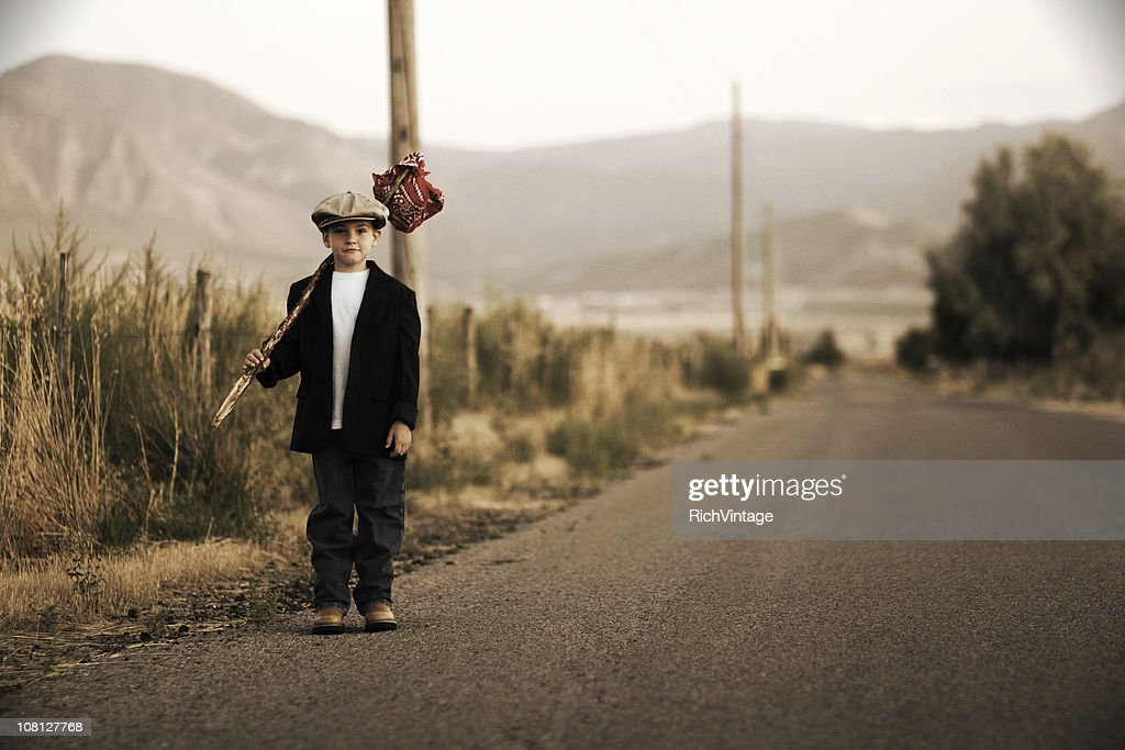 The Adventure : Stock Photo