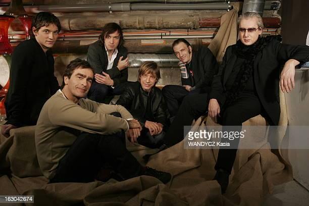 The Adventurers Of Another World Six chanteurs français ont décidé de s'unir pour une tournée de six concerts à travers la France intitulée 'Les...
