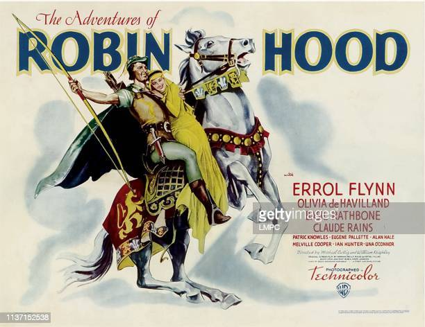 187 The Adventures Of Robin Hood Photos And Premium High Res Pictures Getty Images
