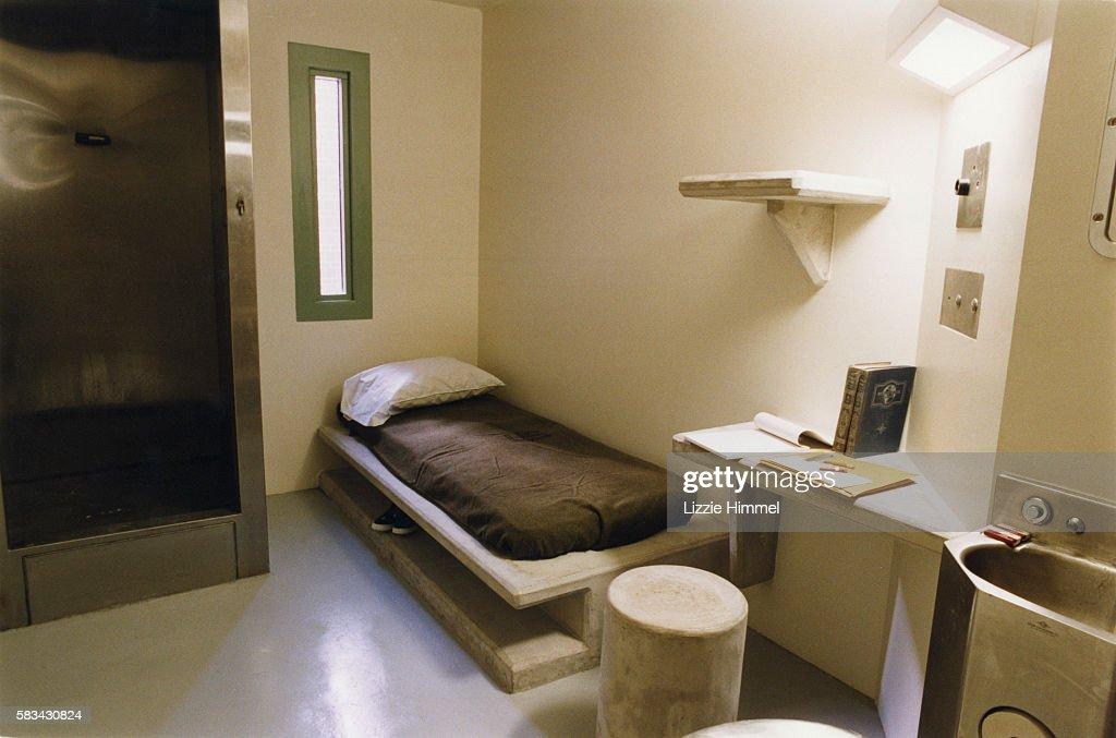 ADX Supermax Prison in Colorado : News Photo