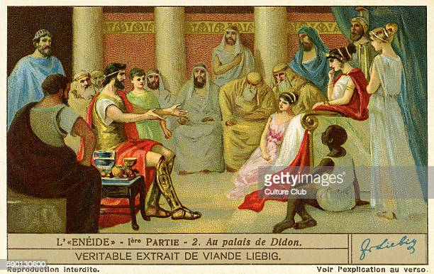 an analysis of characters in aenied by virgil The title of the aeneid, or aeneis, as it was originally known, is a greek form of the name of its hero, aeneas in this way, it echoes the titles of homer's iliad (based on ilion, an alternative.