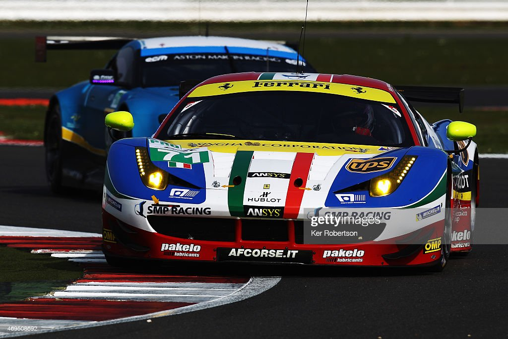 FIA World Endurance Championship 6 Hours of Silverstone : News Photo