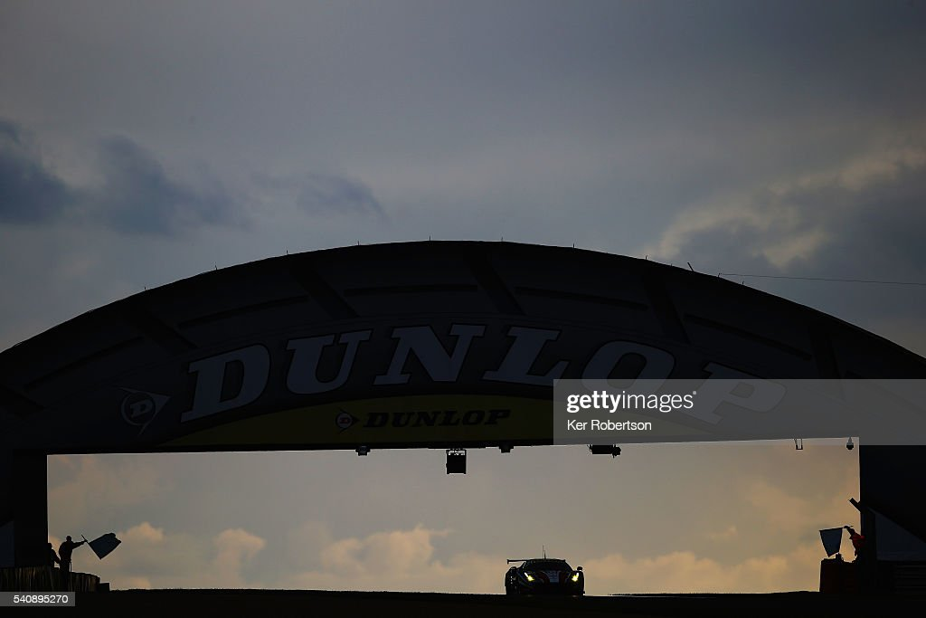 Le Mans 24 Hour Race - Qualifying : News Photo