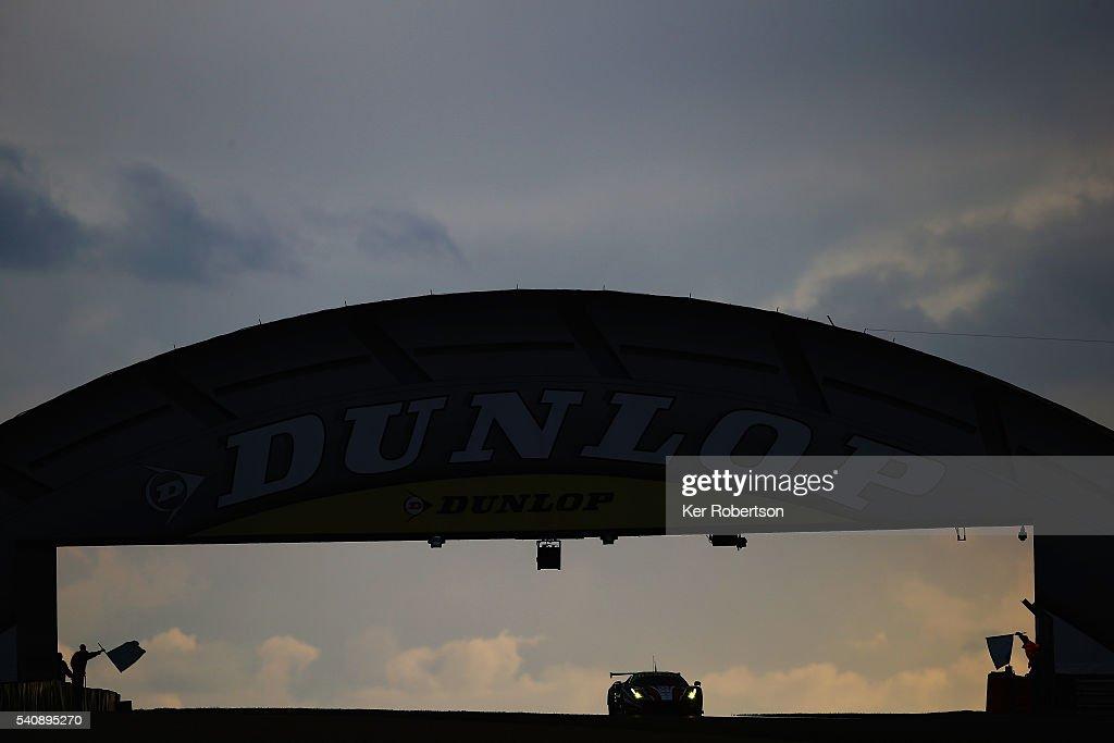 Le Mans 24 Hour Race - Qualifying : Fotografia de notícias