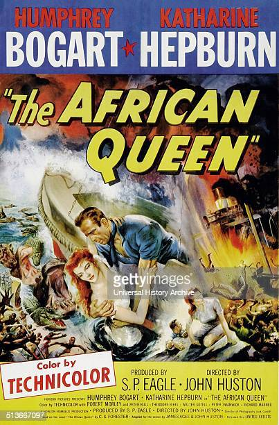 The African Queen is a 1951 adventure film adapted from the 1935 novel of the same name by C S Forester The film was directed by John Huston and...