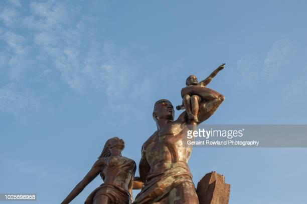 The African Renaissance Monument, Senegal