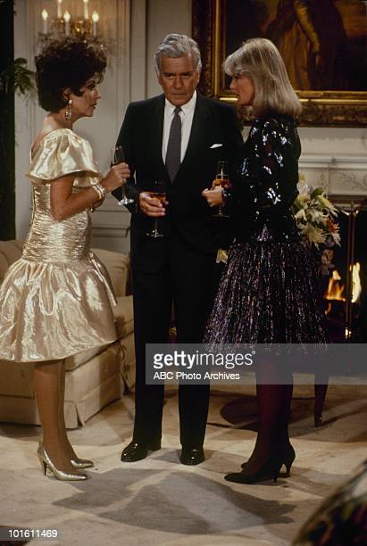 DYNASTY 'The Aftermath' Airdate October 7 1987 JOAN