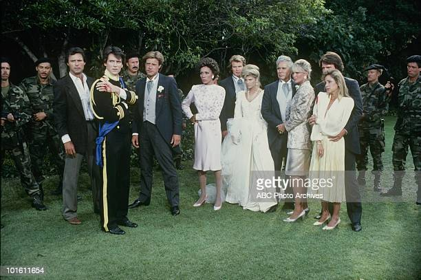 DYNASTY 'The Aftermath' Airdate on September 25 1985 MICHAEL