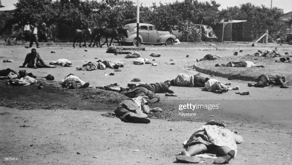 Sharpeville Massacre : News Photo
