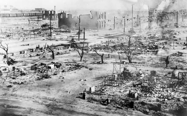 OK: In The News: Tulsa Race Massacre Of 1921