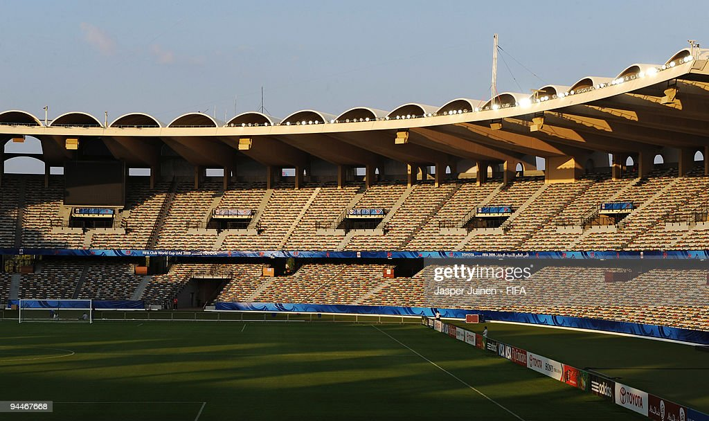 FIFA Club World Cup 2009 - Training Sessions : News Photo