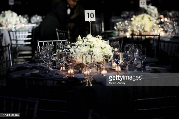 The Aga Khan Foundation Gala at The Metropolitan Museum of Art on November 15 2017 in New York City