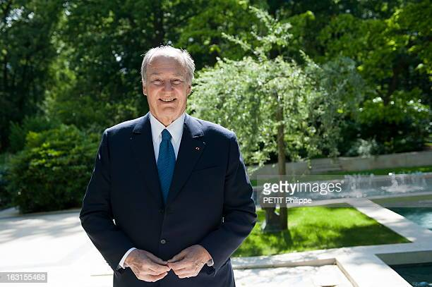 The Aga Khan Patron Of Chateau De Chantilly Le prince Karim AGA KHAN est nommé président de la Fondation pour la sauvegarde et le développement du...