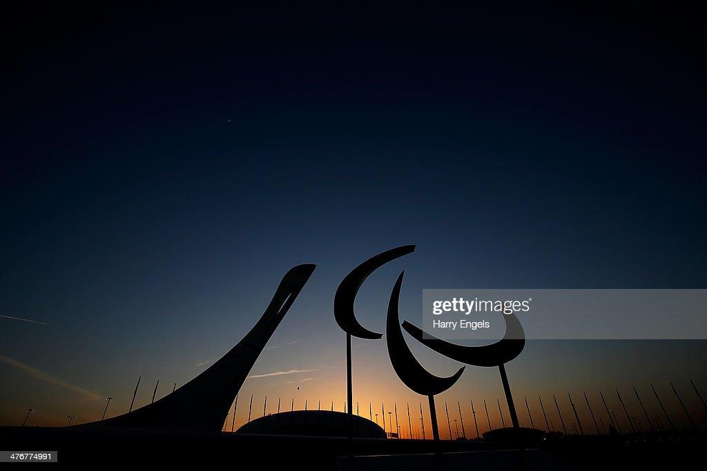 2014 Paralympic Winter Games - Previews: Day - 2 : Photo d'actualité