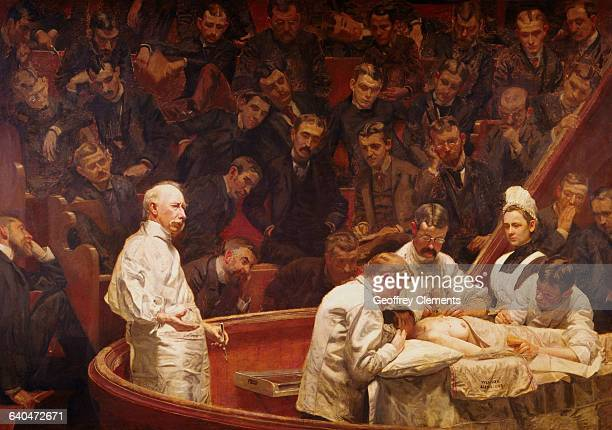 The Agnew Clinic by Thomas Eakins