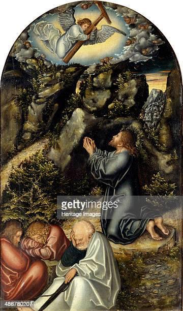 The Agony in the Garden, c. 1520. Artist: Cranach, Lucas, the Elder