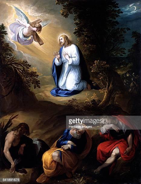 The agony in the garden' c1590s Artist Giuseppe Cesari