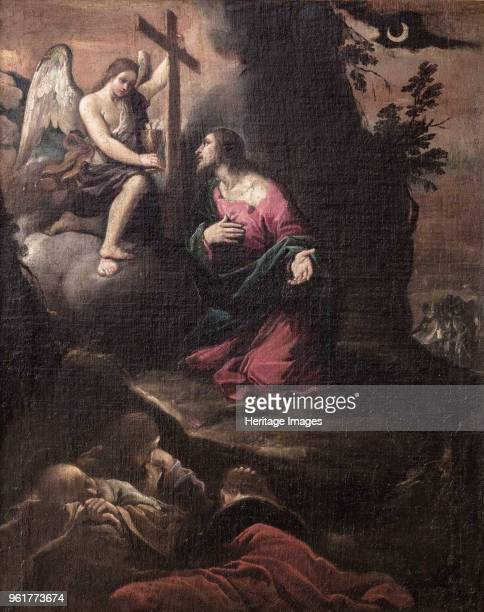 The Agony in the Garden Found in the Collection of Palazzo Magnani Bologna